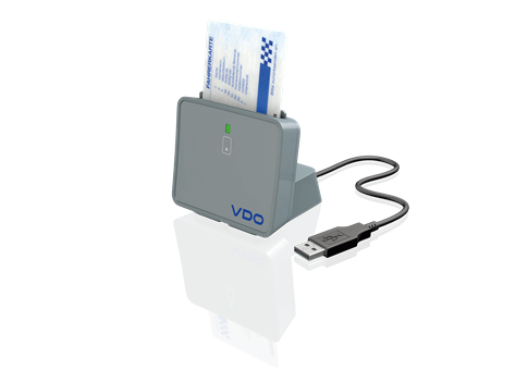 VDO Card Reader
