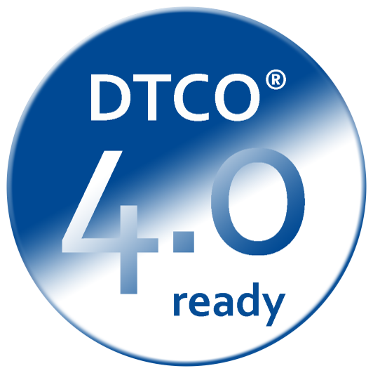 DAS DTCO® 4.0 READY LOGO FOR QUICK DECISION-MAKERS