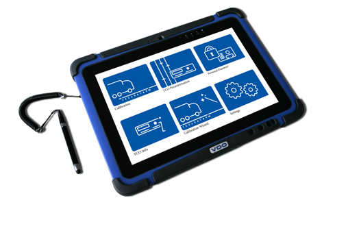 VDO Workshop Tablet