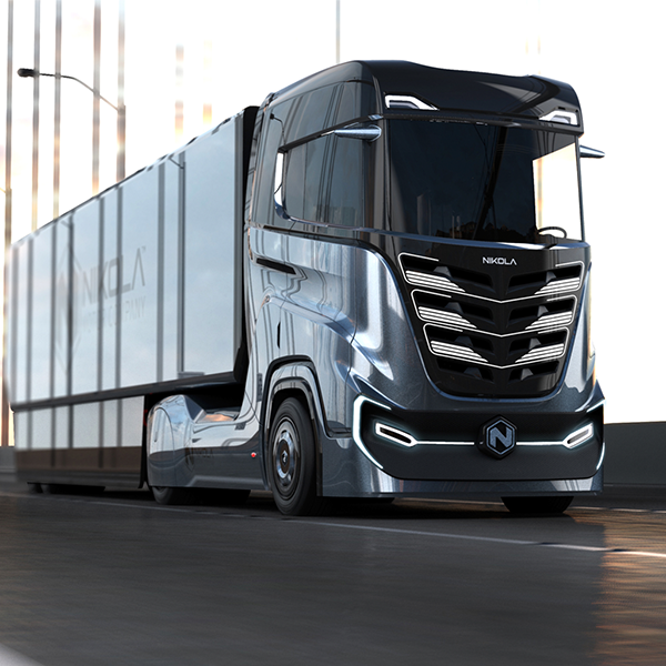 The Future of the Truck – Part 1: Alternative Drives