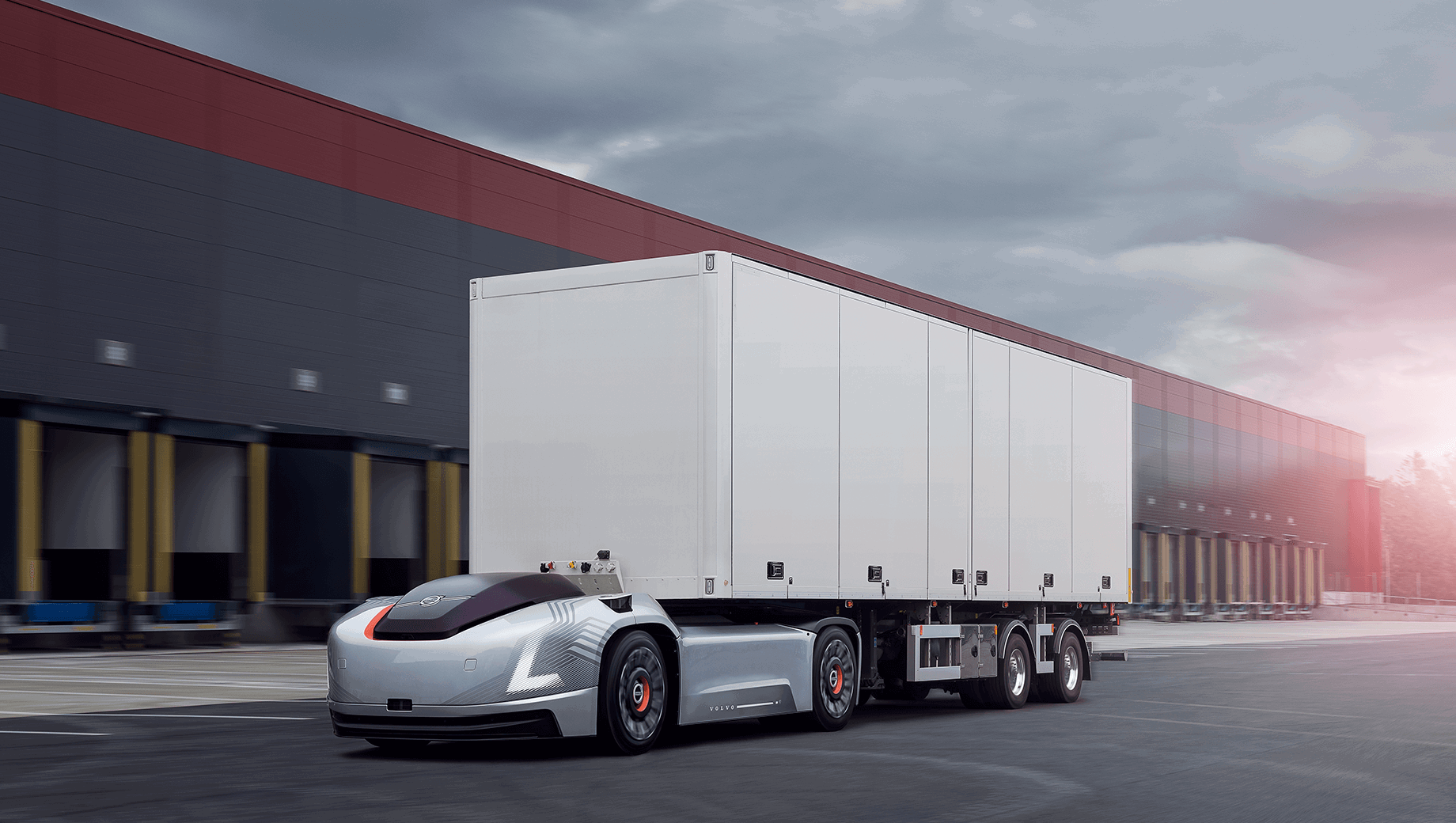 The Future of the Truck Part 2: Automated Driving